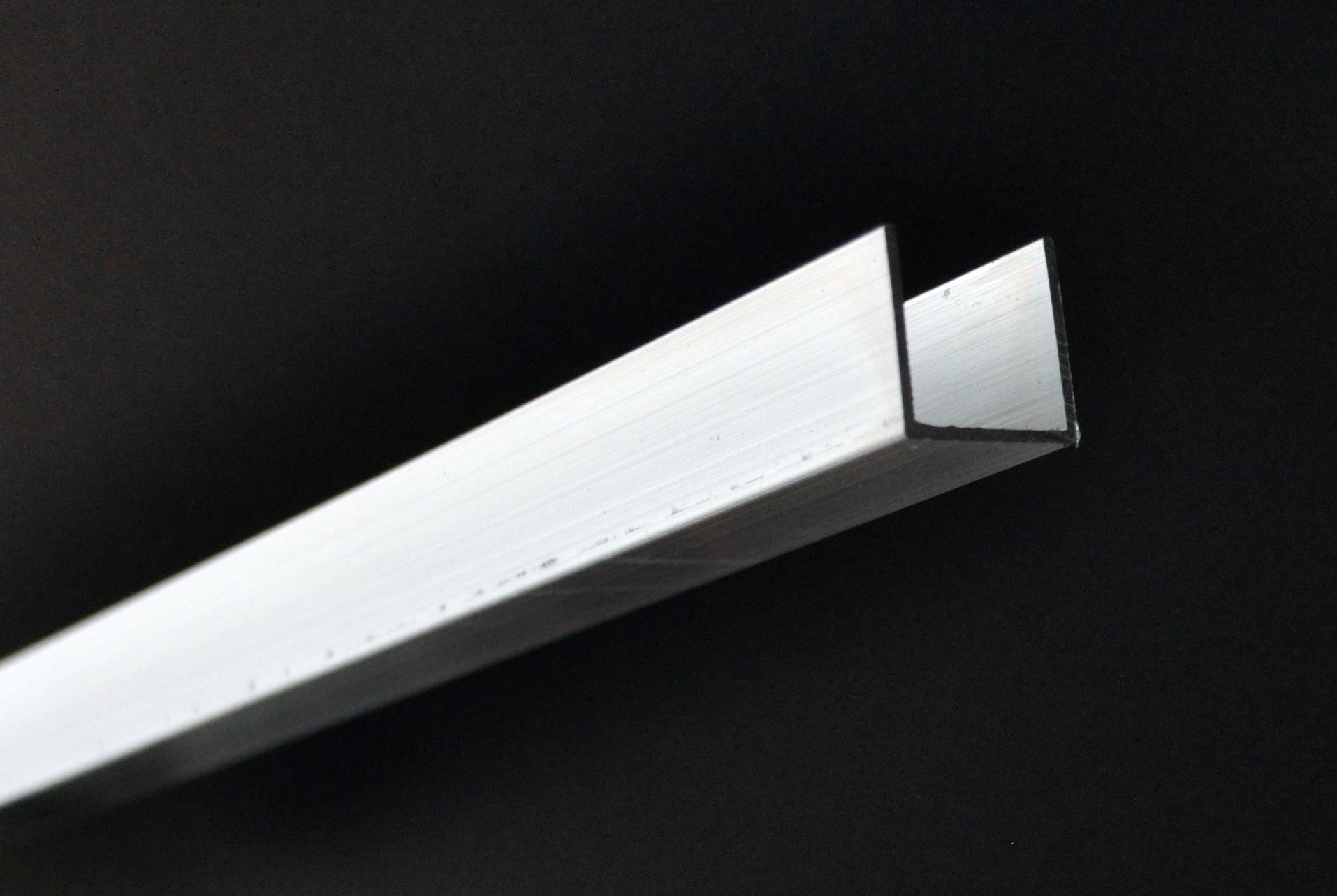 2. DSC_0470_a (Code – BC18, Description – U Channel, Measurement – 21mm X 18.6mm X 1.2mm, Length – 2.5m)